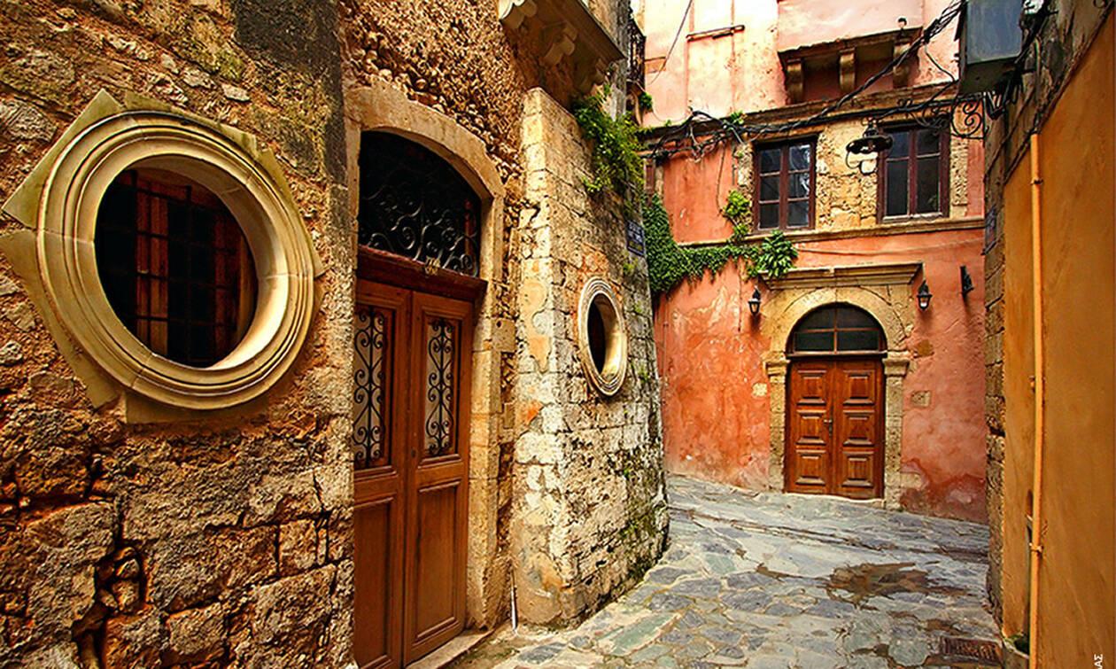 Ανακαίνιση Παλιάς Μονοκατοικίας με Πέτρα