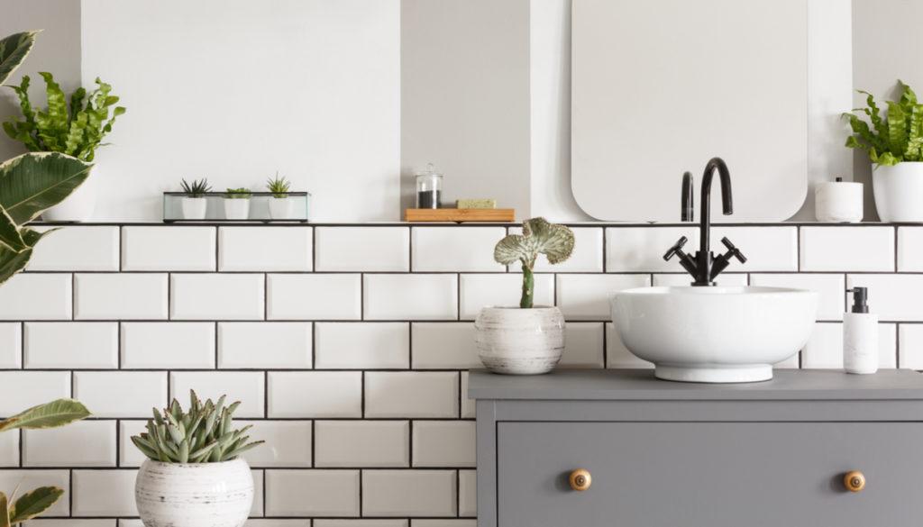 Οι πιο πρωτότυπες και όμορφες ιδέες για πλακάκια μπάνιου
