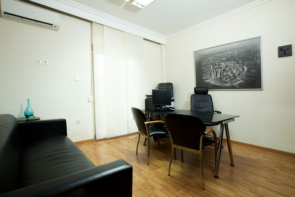 ανακαίνιση γραφείου Θεσσαλονίκη ανακαινίσεις