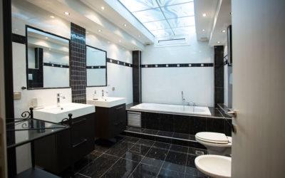 Όλα τα βήματα για μια αποτελεσματική ανακαίνιση μπάνιου