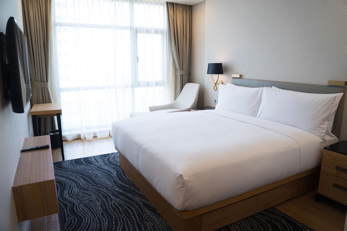 Ανακαίνιση Ξενοδοχείου Δωμάτιο ξενοδοχείου