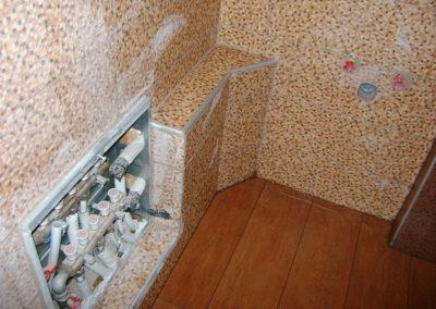 τοποθέτηση υδραυλικών
