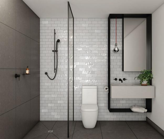 7 Λόγοι για να επιλέξεις χτιστή ντουζιέρα για το μπάνιο σου